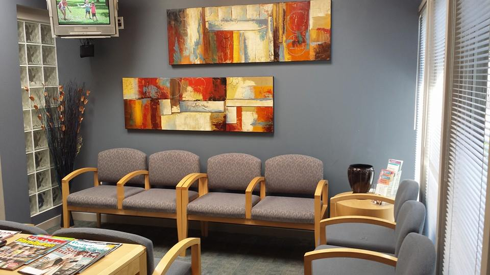 Image of the office at Watermark Dentistry in Normandy Park, VA.